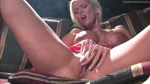Porn orgy one girl