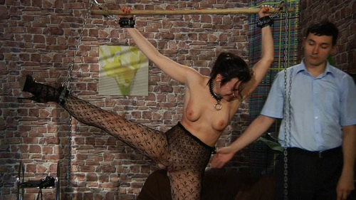 Yes, this is the blackmail – Slave Yr