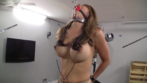 self bondage orgasm