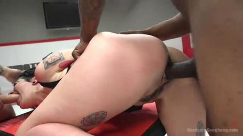 Arabelle Raphael (Arabelle Saves the Day: Kinky slut filled airtight & takes 5 loads! 24.08.2016)