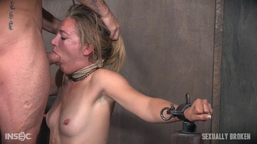 Beautiful Mona Wales Gets Face Fucked and Vibrated to Multiple Orgasms