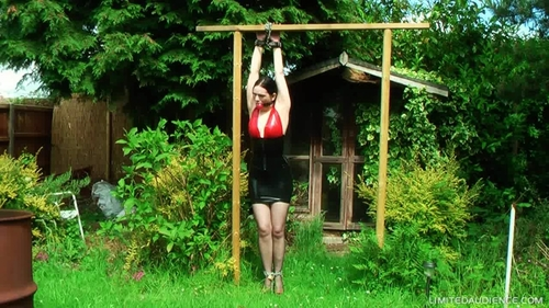 Dangling Outdoors starring Rebekka Raynor
