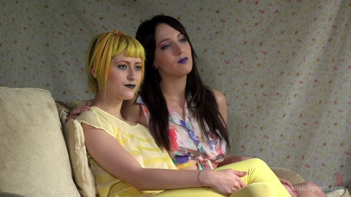 Nerea Falco & Liz Rainbow Beautiful Spanish Slut Gets Disgraced Like a Pig! – Part 1 (12.09.2016)
