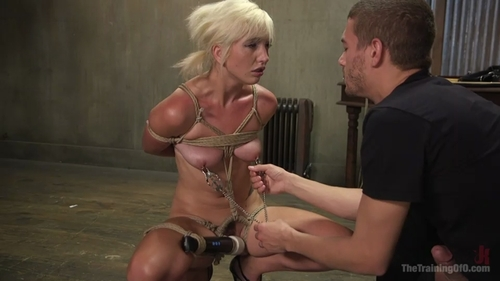Slave Training of Eliza Jane (27.09.2016)