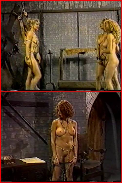 Slaves Of The Warrior Queen – BDSM, Bondage, Domination, All Girl, Classic