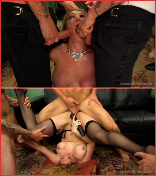 Kiki Daire – Double-O-Sexy Secret Agent trades her holes for intel! 2015 Gang Bang, BDSM, Humiliation, All sex, Anal, DP