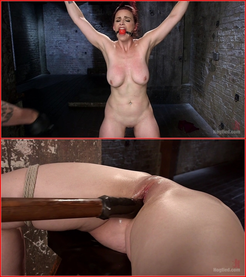 Bella Rossi and The Pope (Big Tits, Brutal Bondage, Extreme Corporal Punishment, and Squirting Orgasms!!! 24-09-2015) BDSM, Bondage, Domination, Toys