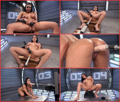 Luna Star (Latin Bombshell Fucked into Squirting Orgasms!!)