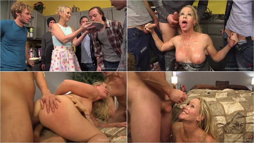 Simone Sonay (Creaming Pie Mrs. S gets her MILF holes banged by her son's friends) 20 Jan 2016
