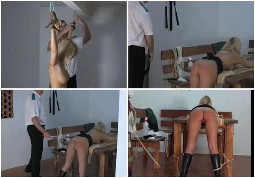 Kelly norton spanked