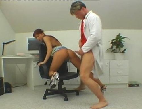 Medical fetish clips
