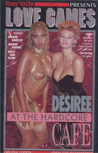 Desiree at the Hardcore Cafe(1987) – HQ Vintage