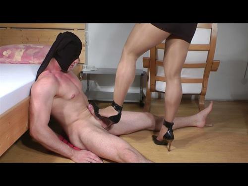 Porn tube hidden dildo