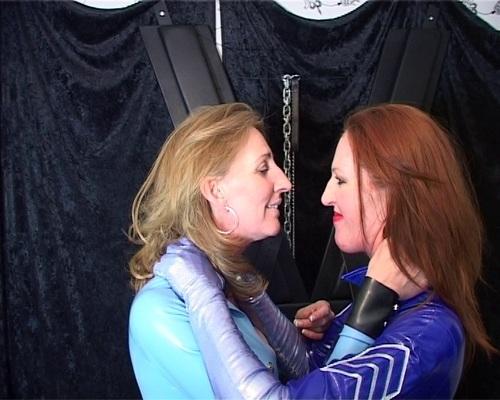 lesbian domination videos