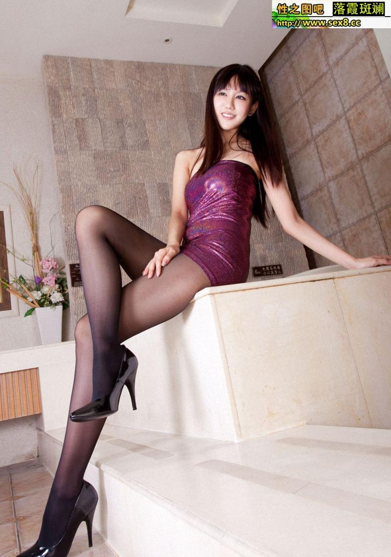 絲襪美腿高跟性感誘人