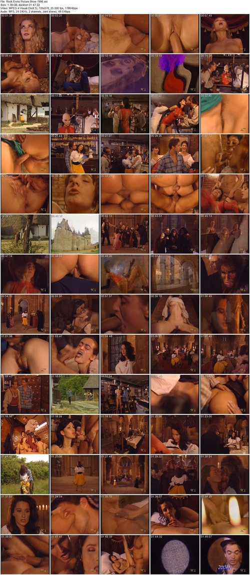 Andrew youngman rock erotic picture show 1996 5