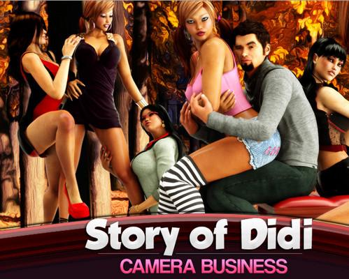Story of Didi - Camera Business COMIC
