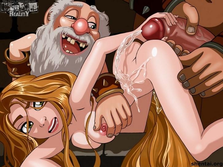 Dibujos animados gratis sin registro de porno