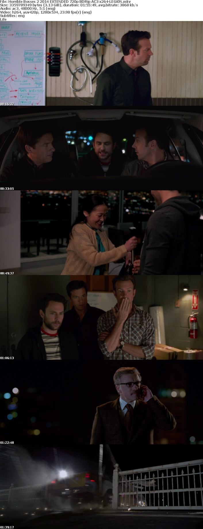 Horrible Bosses 2 2014 EXTENDED 720p BDRip AC3 x264-LEGi0N