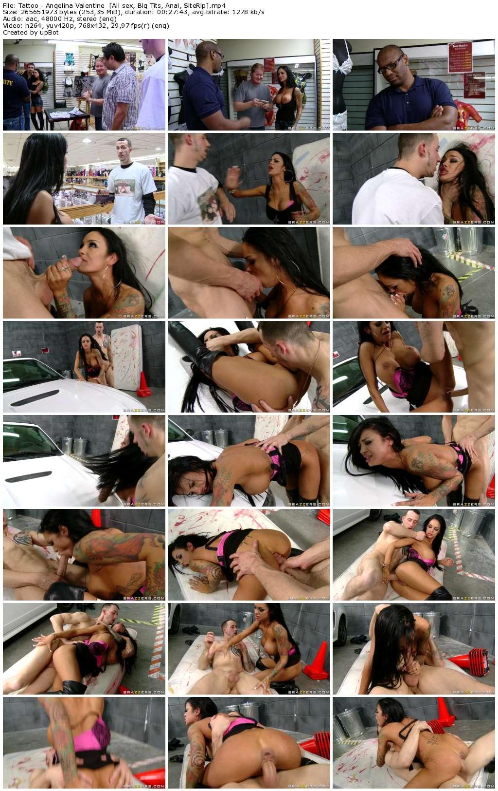 Tattoo - Angelina Valentine  _All sex_ Big Tits_ Anal_ SiteRip__thumb,