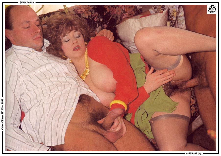 смотреть порно ретро жены за 45
