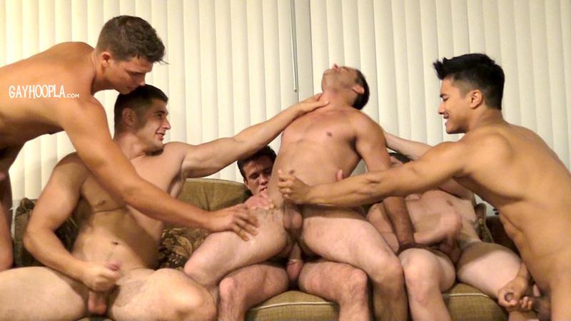 GayHoopla – Edge of Desire 6: Cole Money Orgy (FINALE)