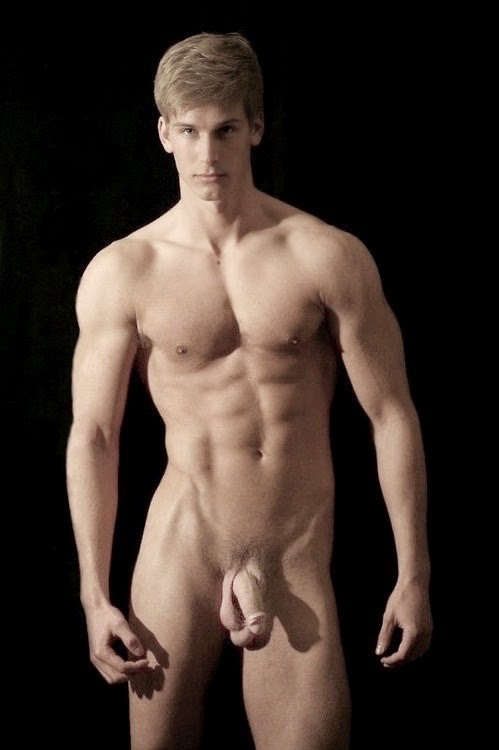 Hot Male Nude Body