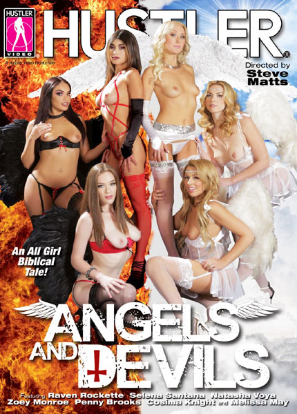Angels And Devils (2015) - Selena Rose, Natasha Voya
