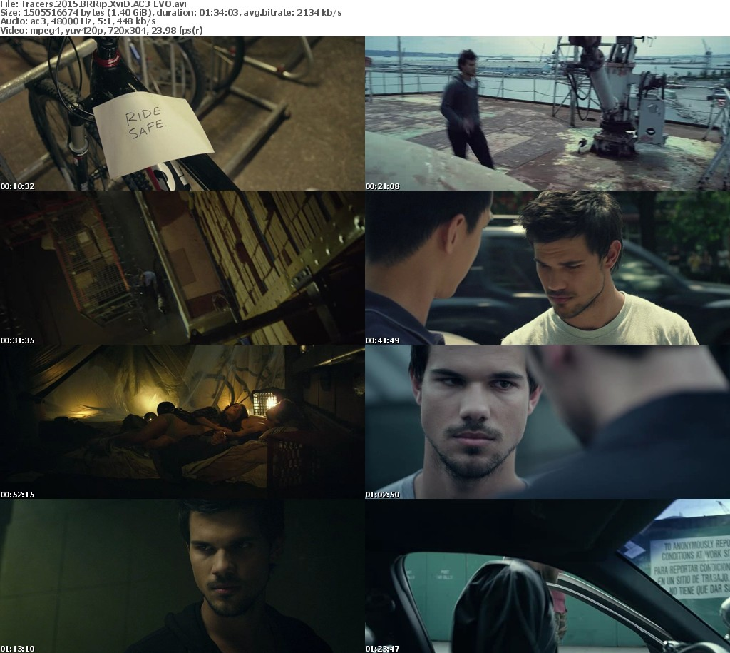 Tracers 2015 BRRip XviD AC3-EVO