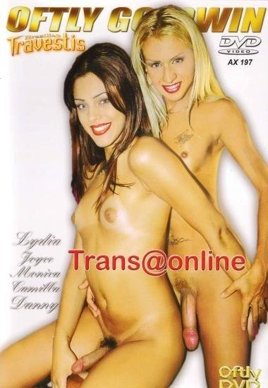 Brazilian Travestis - Trans@Online (2000) - TS Monica Kicelly