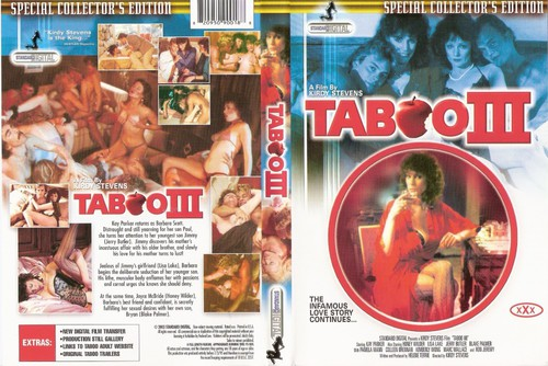 Taboo 3 (1984) – StepMom StepSon Porn Movie in Excellent Quality