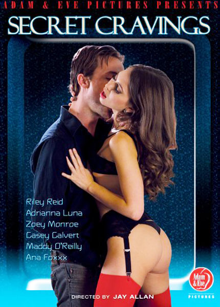 Secret Cravings (2015) - Riley Reid, Adrianna Luna