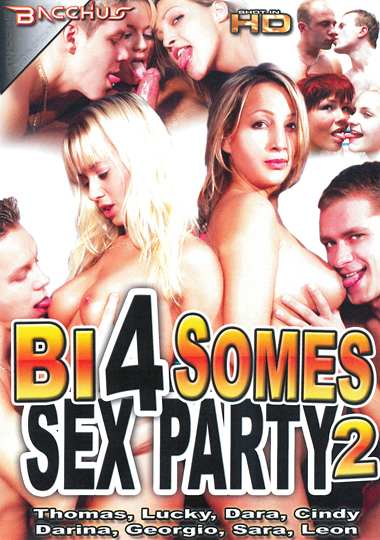 Bi 4somes Sex Party 2 (2015) - Bisexual