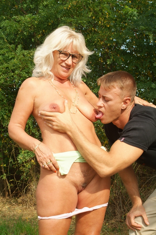 Back in the day Alte was a fantasic cock - Mature, MILFs