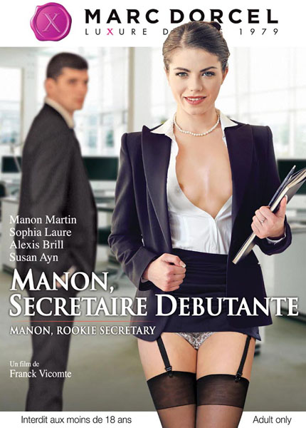 Manon Secretaire Debutante (2015) - Manon Martin