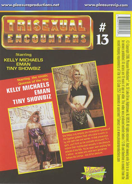 Trisexual Encounters 13 (1992) - TS Tiny Showbiz