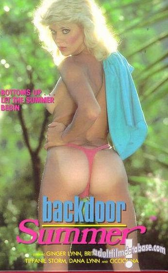 Backdoor Summer 1 (1988) - Dana Lynn, Tiffany Storm