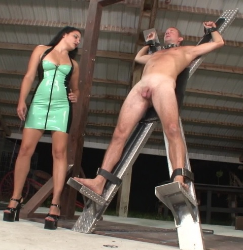 Michelle Lacy Cock CBT - Femdom
