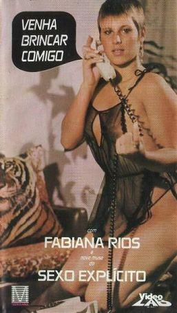 Venha Brincar Comigo (1985) - Juliana Albuquerque
