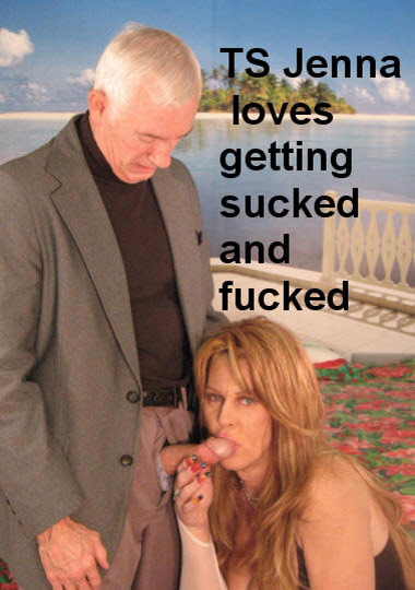 Jenna's My Favorite Fuck (2008) - TS Jenna