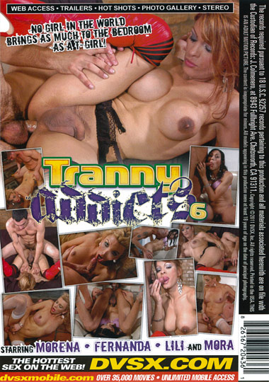 Tranny Addicts 6 (2011) - TS Fernanda