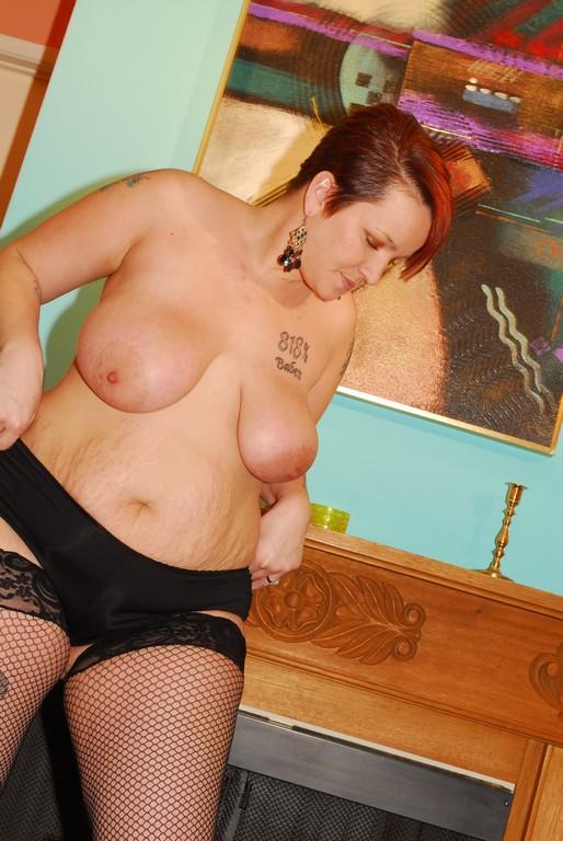 Selina White - BBW Lady