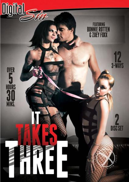 It Takes Three (2015) - Sophie Dee, Amy Ried