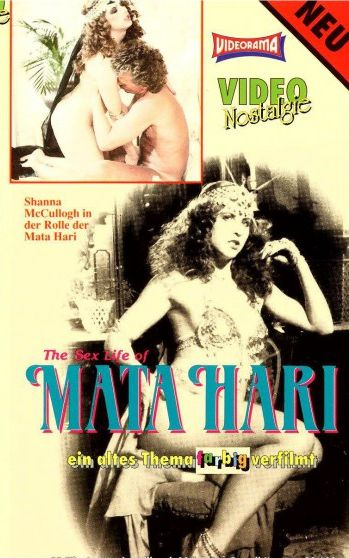 Sex Life of Mata Hari (1988) - Shanna McCullough, Viper