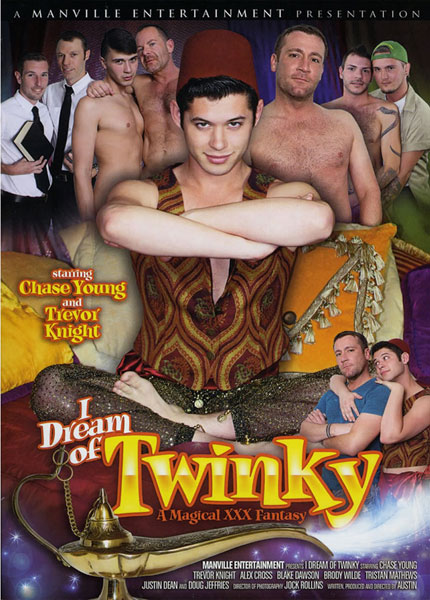 I Dream of Twinky - A Magical XXX Fantasy (2015) - Gay Movies