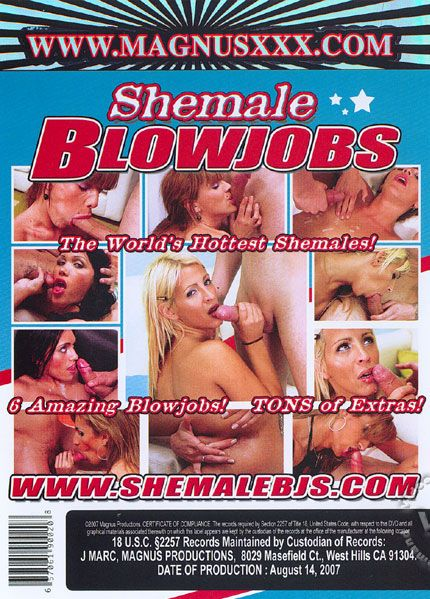 Shemale Blowjobs (2007) - TS Bianca, Paola