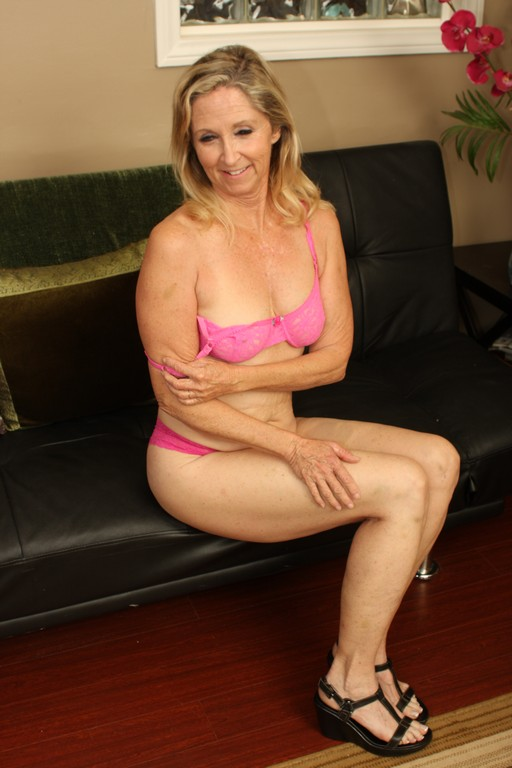 Anabelle Brandy just hit the big 60 - Mature, MILFs