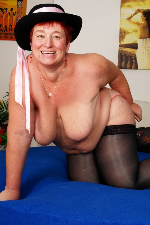 Angelika used to be quite the cockhound - Mature, MILFs