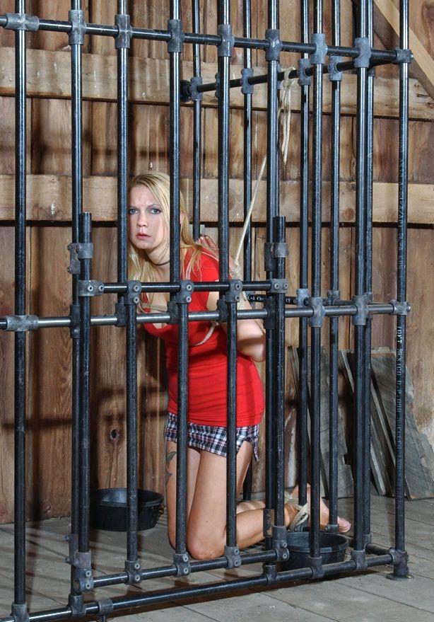 Barn Whore - Bondage, BDSM