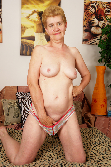 Add another to the list of old grandmas - Mature, MILFs
